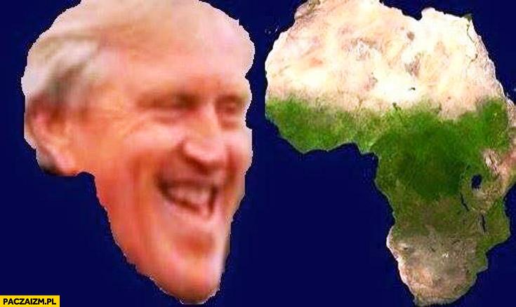 Jacek Gmoch jak Afryka