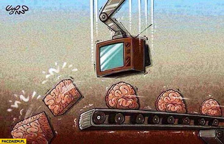 Jak działa telewizja
