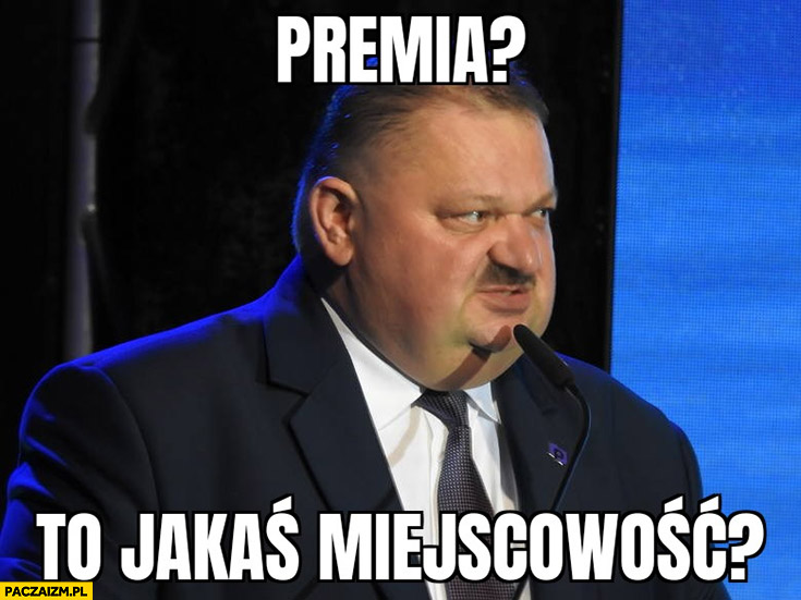 Janusz Alfa biznesmen premia to jakaś nazwa miejscowości