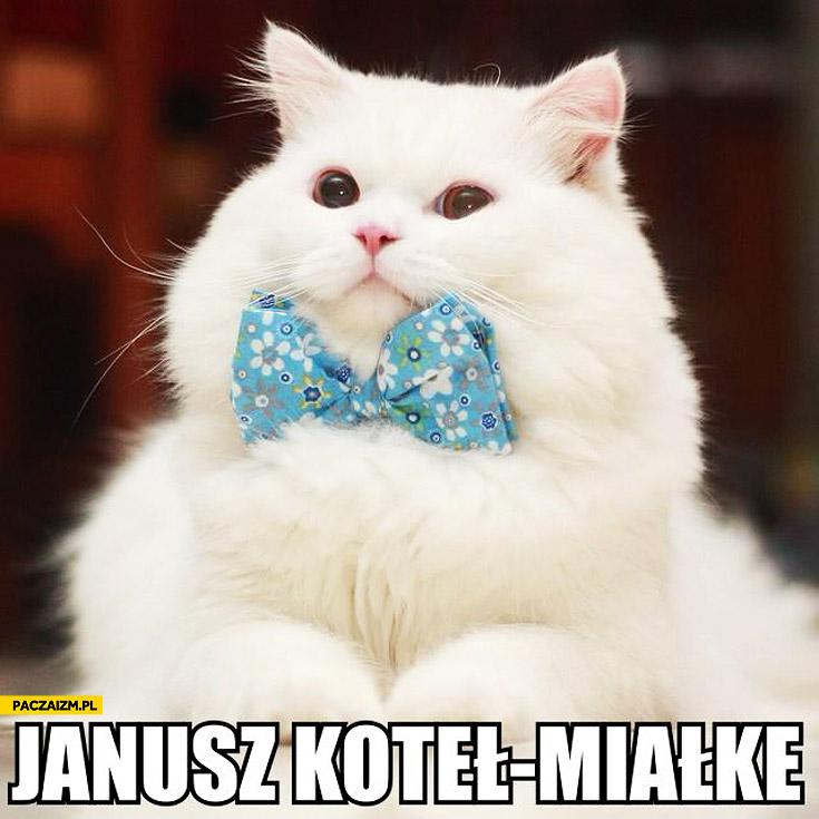 Janusz Koteł-Miałke