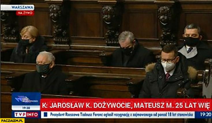 Jarosław K. dożywocie, Mateusz M. 25 lat więzienia wyrok ława skazanych siedzą w kościele