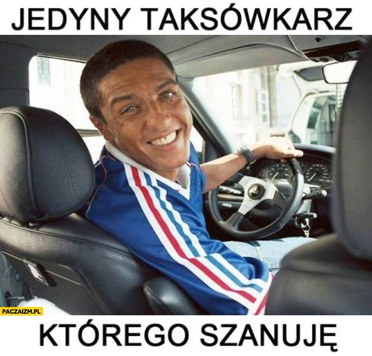 Jedyny taksówkarz którego szanuję film Taxi