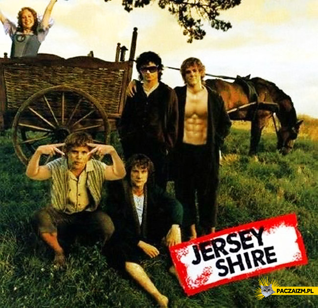 Jersey Shire