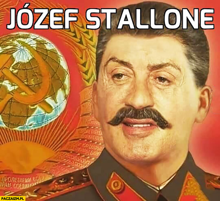 Józef Stallone Sylvester Stalin