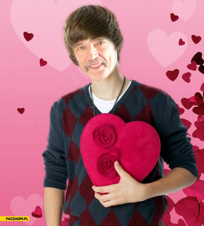 Justin Korwin-Mikke Bieber