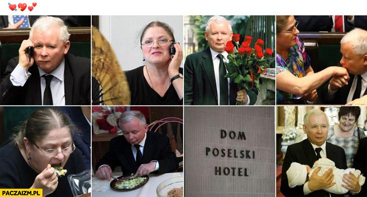 Kaczyński Pawłowicz romans dziecko komiks