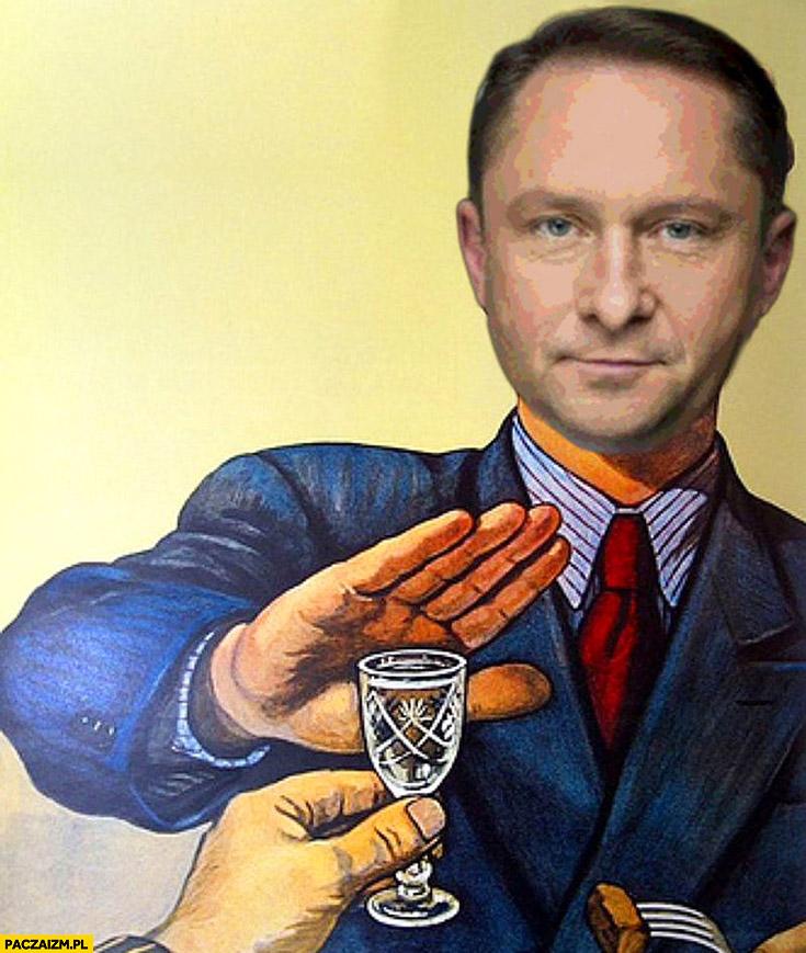 Kamil Durczok odmawia kielona wódki przeróbka