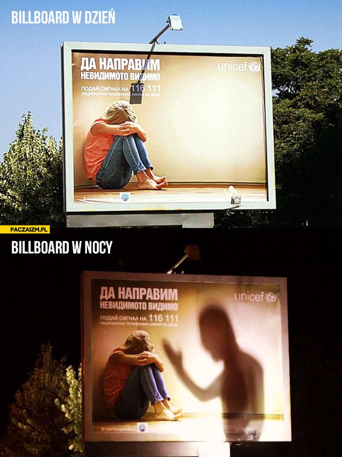 Kampania Unicef przeciw przemocy w rodzinie