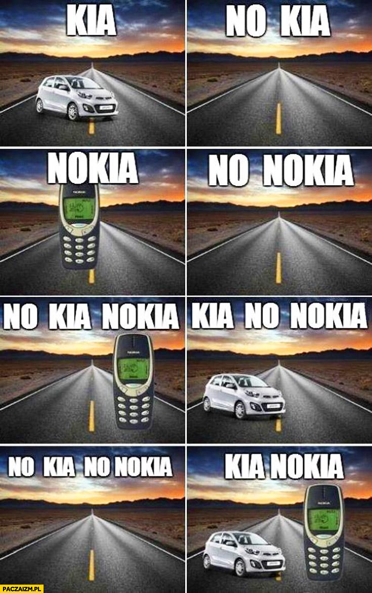 Kia no Kia Nokia