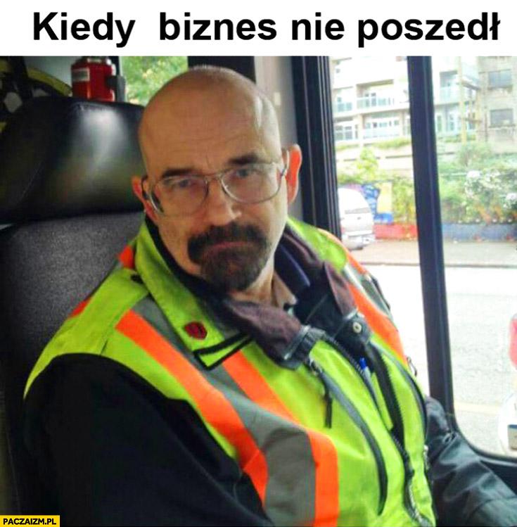Kiedy biznes nie poszedł Heisenberg Breaking Bad