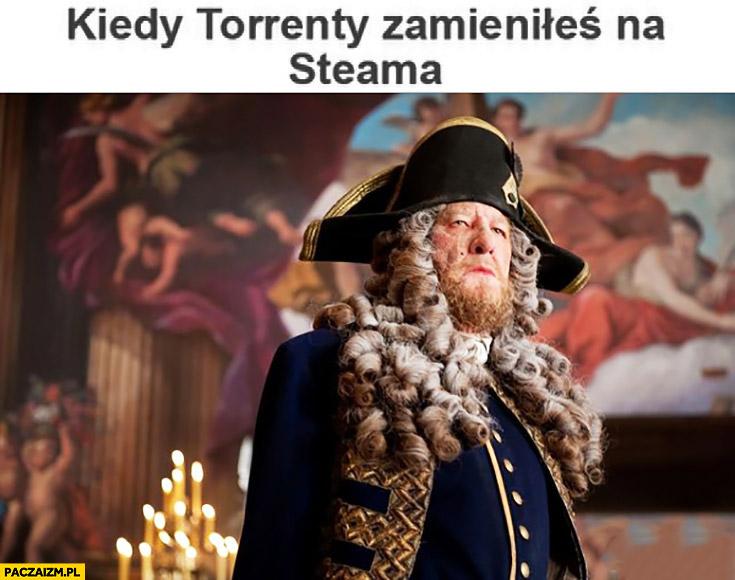 Kiedy torrenty zamieniłeś na Steama pirat