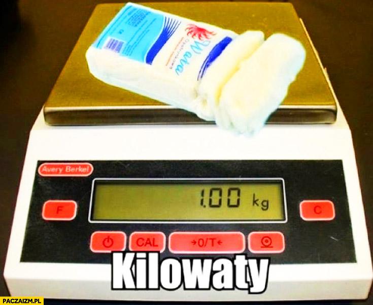Kilowaty kilogram waty