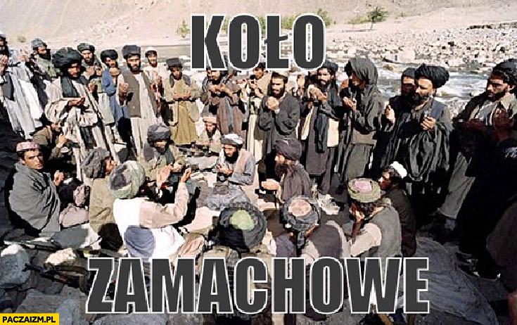 Koło zamachowe muzułmanie