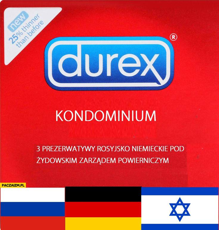 Kondominium Durex