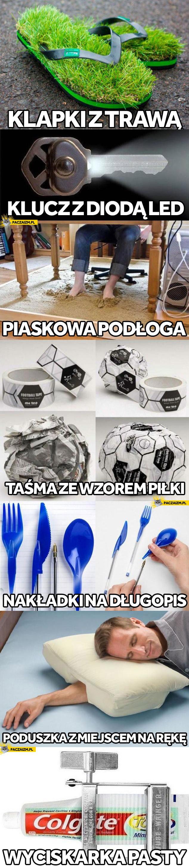 Kreatywne pomysły na wynalazki