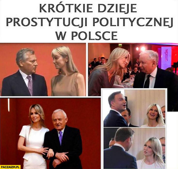Krótkie dzieje prostytucji politycznej w Polsce Magdalena Ogórek