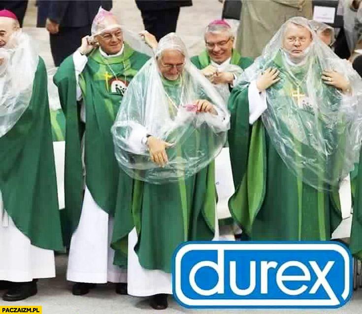 Księża folia przeciwdeszczowa Durex