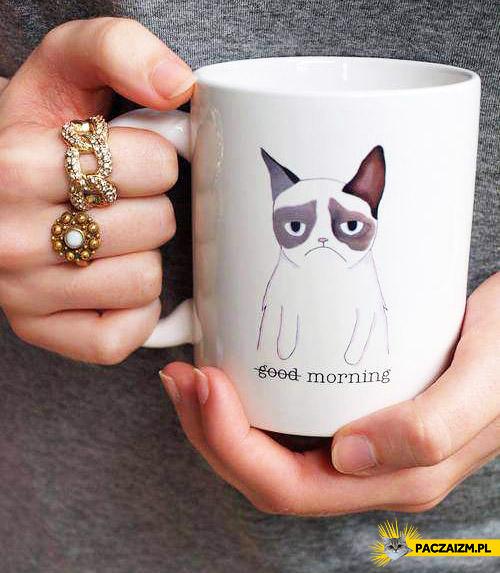 Kubek Grumpy Cat