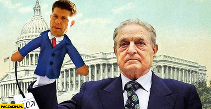 Kukiełka Petru George Soros