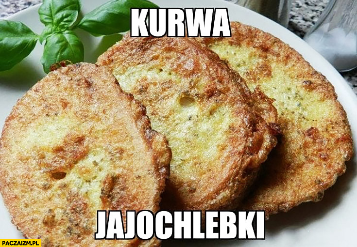 Kurna jajochlebki
