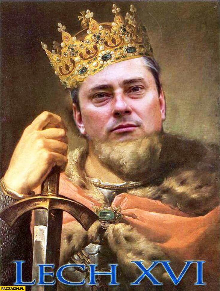 Lech XVI szesnasty król Maciej Skorża