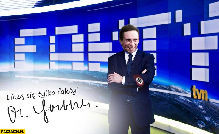 Liczą się tylko fakty TVN Goebbels