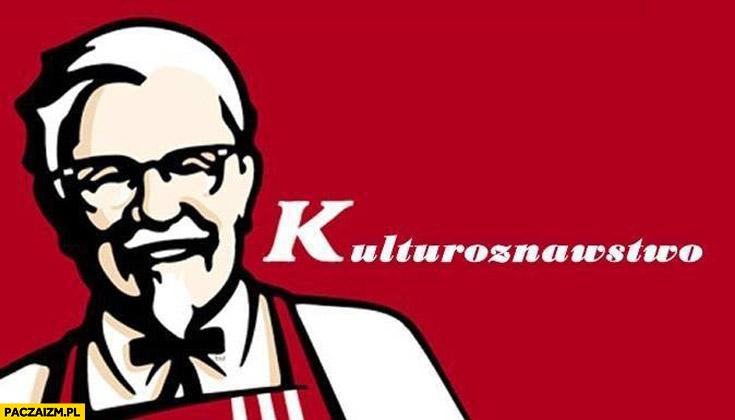 Logo KFC kulturoznawstwo