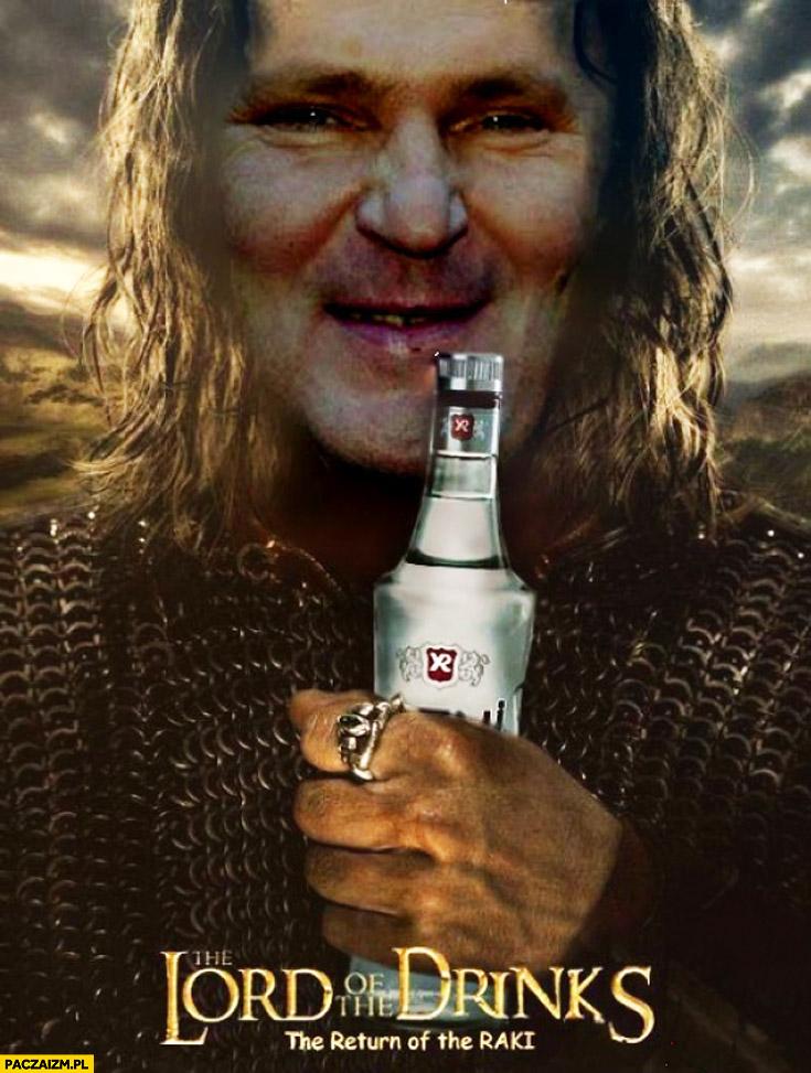 Lord of the Drinks Kwaśniewski