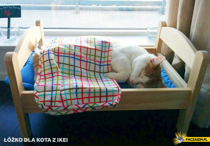 Łóżko dla kota Ikea