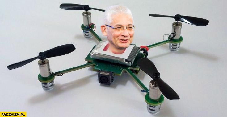 Ludwik Dorn dron