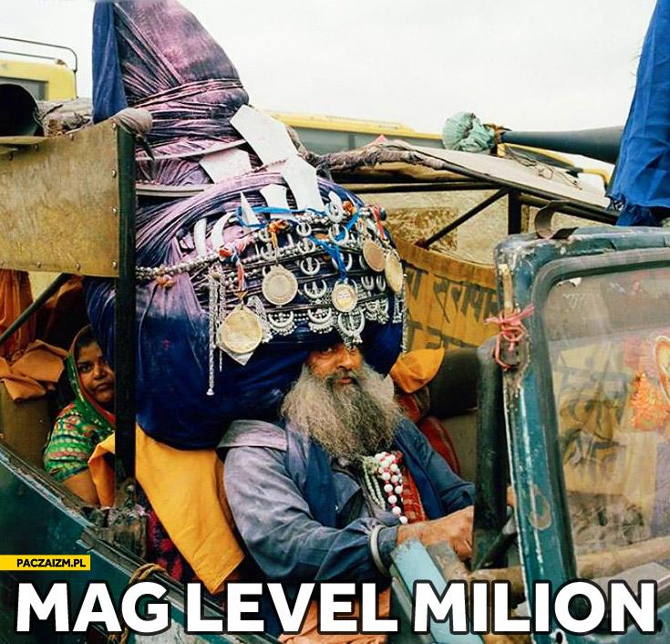 Mag level milion