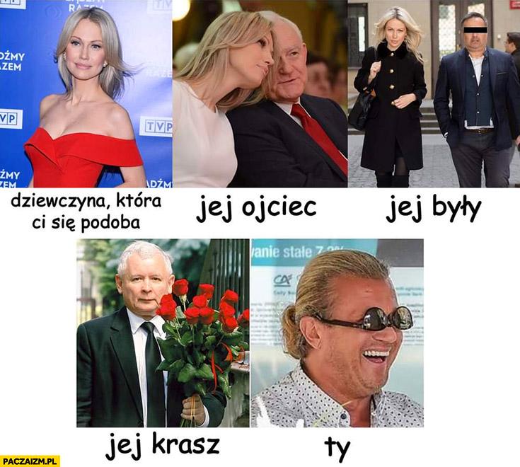 Magdalena Ogórek dziewczyna która Ci się podoba jej ojciec Miller, były, crush Kaczyński Ty Jakimowicz
