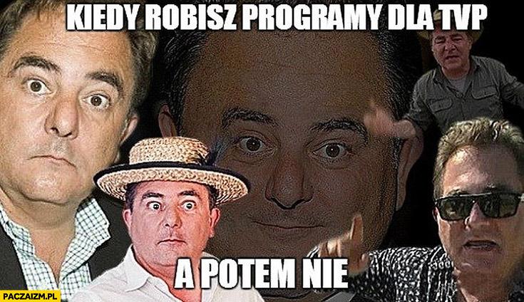 Makłowicz kiedy robisz programy dla TVP a potem nie