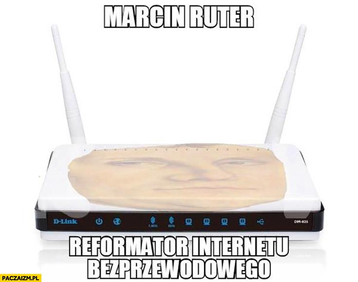 Marcin Ruter reformator internetu bezprzewodowego