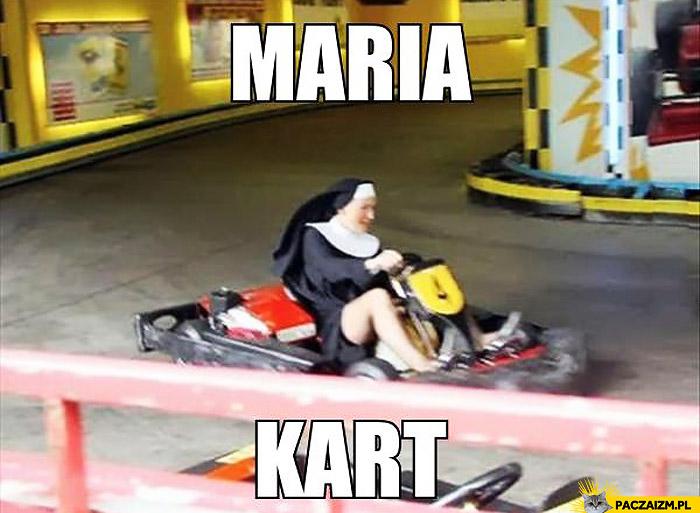 Maria Kart