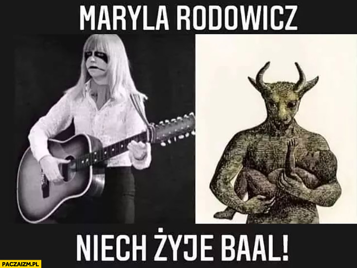 Maryla Rodowicz niech żyje Baal
