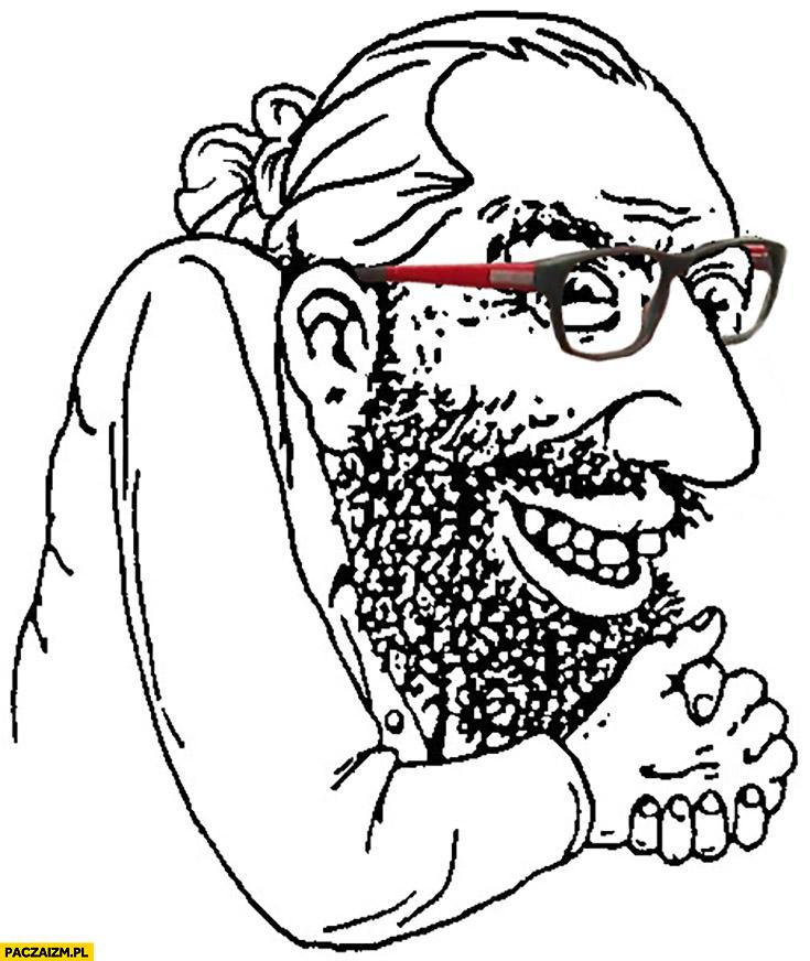 Mateusz Kijowski chytry Żyd przeróbka