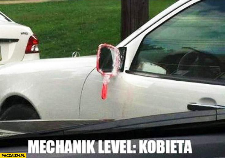 Mechanik level kobieta