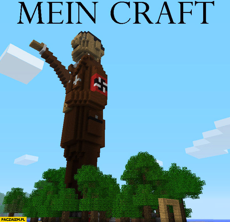 Mein Craft hitler