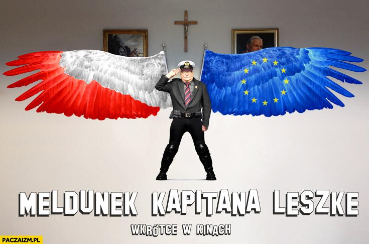 Meldunek kapitana Leszke wkrótce w kinach Wałęsa