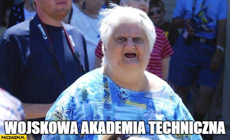 Mem wat polonizacja Wojskowa Akademia Techniczna