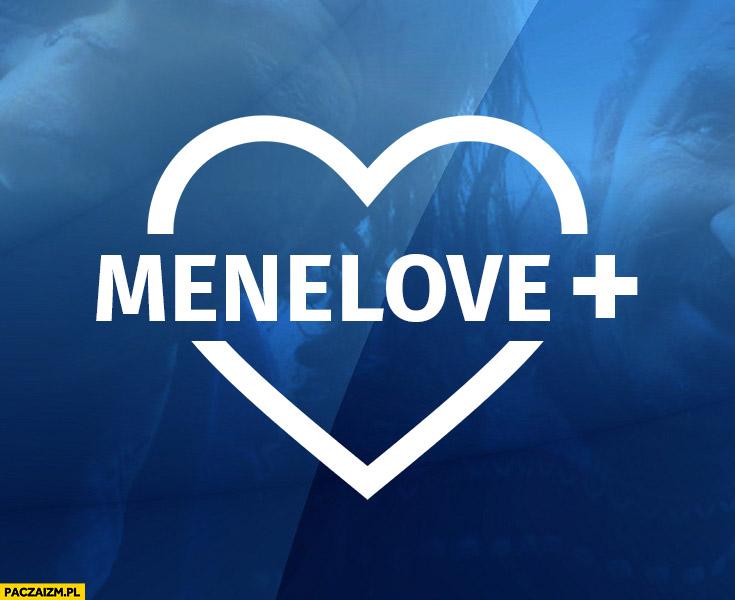 Menelowe+ plus logo Stanisław Żółtek