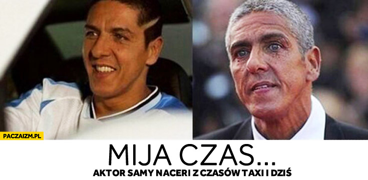 Mija czas Samy Naceri Taxi
