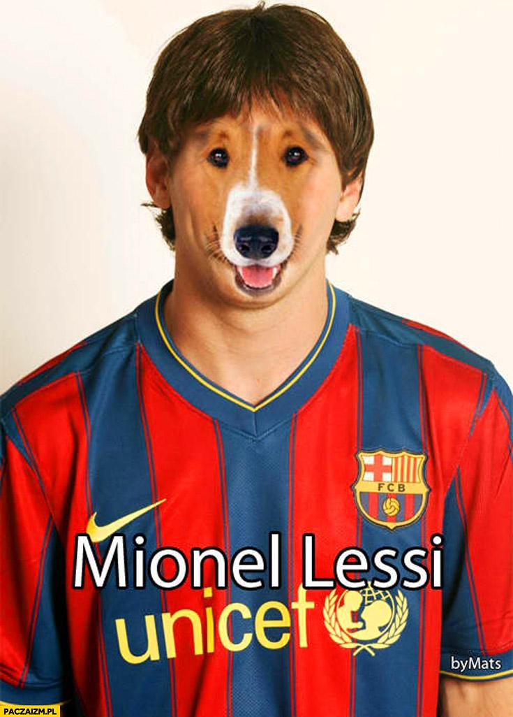 Mionel Lessi Messi