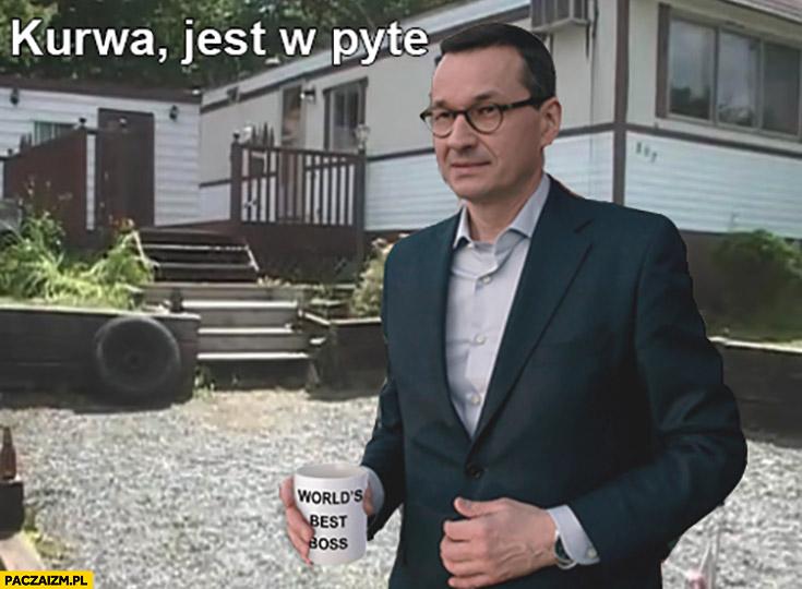 Morawiecki kurna jest w pytę Chłopaki z baraków