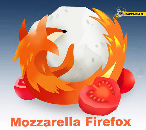 Mozarella Firefox
