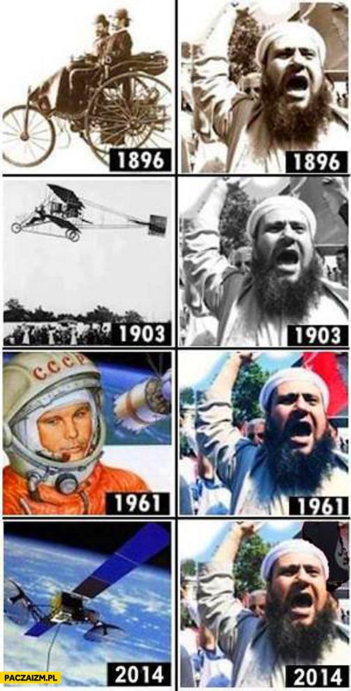 Multikulti islam teraz i kiedyś