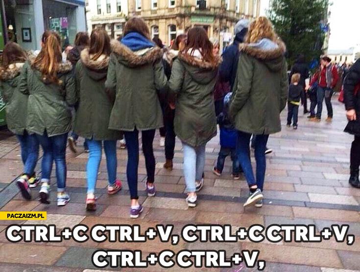 Nastolatki ctrl+c ctrl+v kopiuj wklej