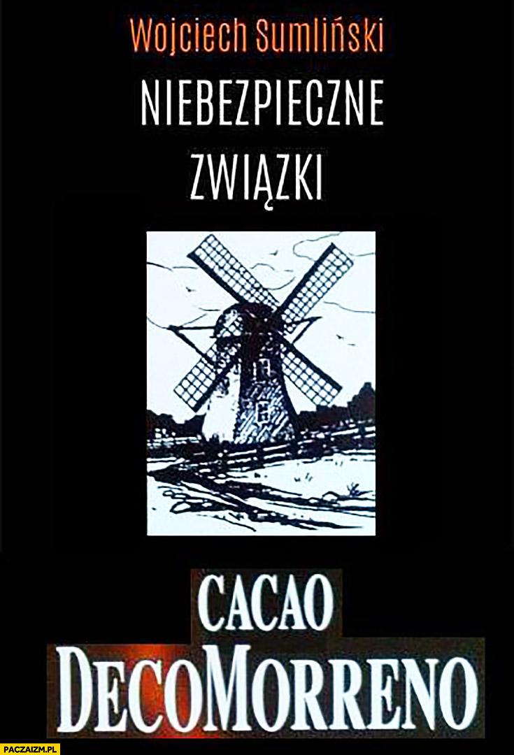 Niebezpieczne związki Cacao Decomorreno książka przeróbka