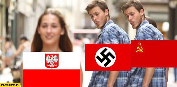 Niemcy ZSRR Rosja oglądają się za Polską Druga wojna światowa